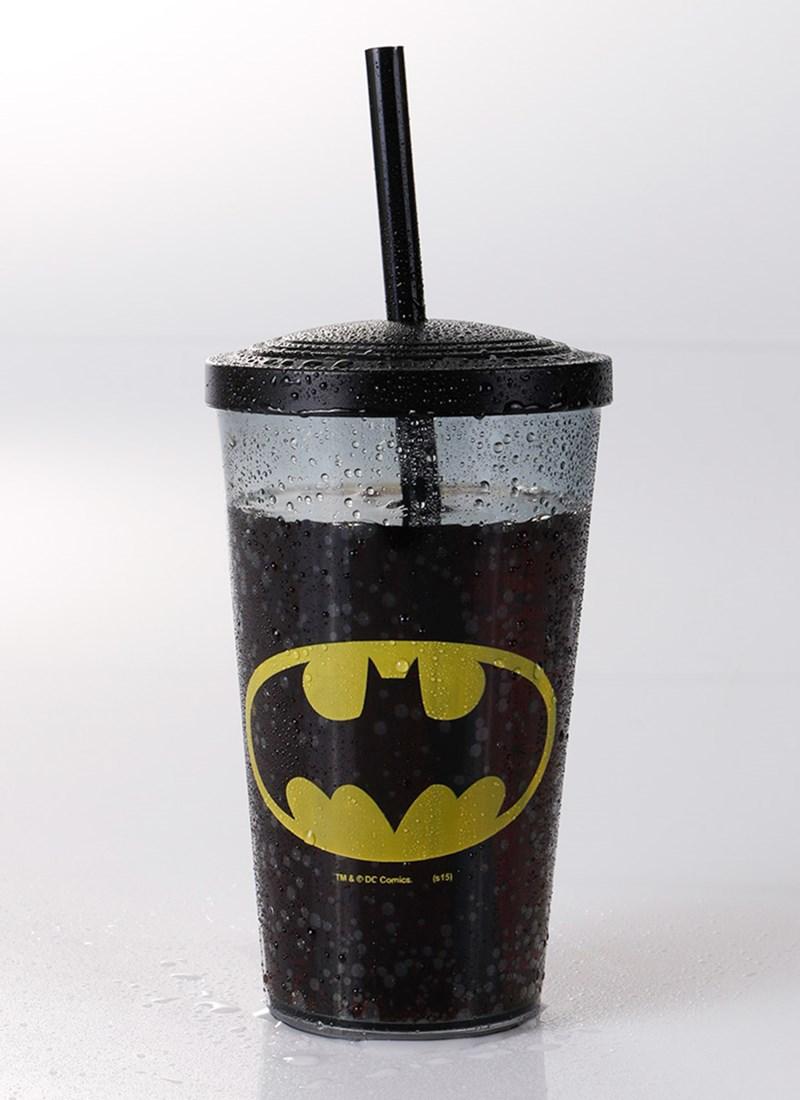 Copo Batman Logo