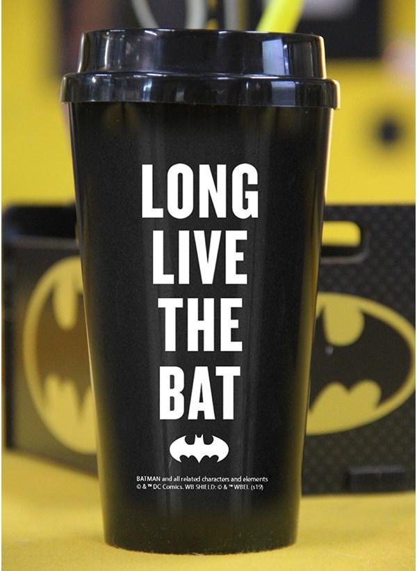 Copo Bucks Batman 80 Anos Long Live The Bat