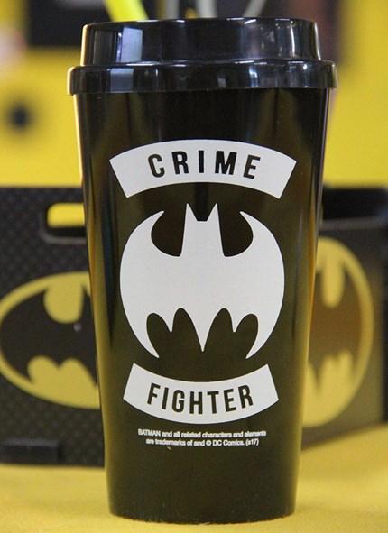 Copo Bucks Batman Crime Fighter