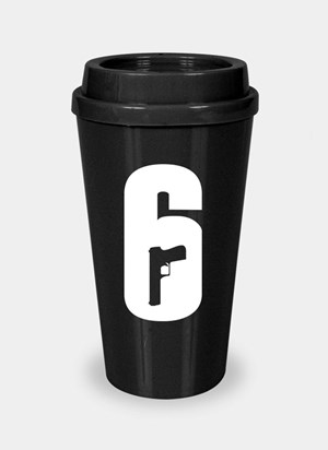 Copo Bucks Rainbow Six Logo