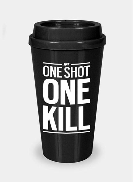 Copo Bucks Rainbow Six One Shot One Kill
