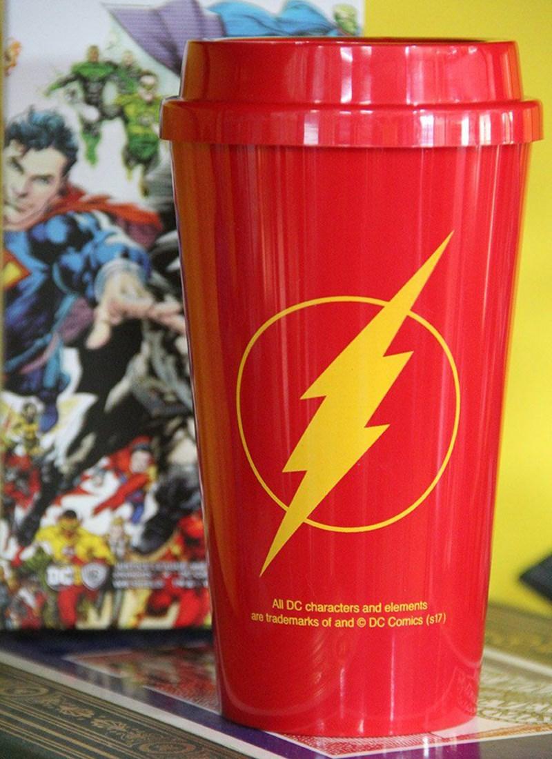Copo Bucks The Flash
