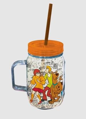 Copo Jarra Scooby-Doo Personagens