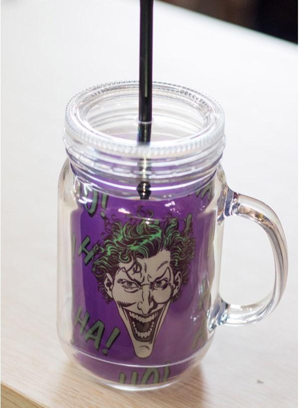 Copo Jarra The Joker