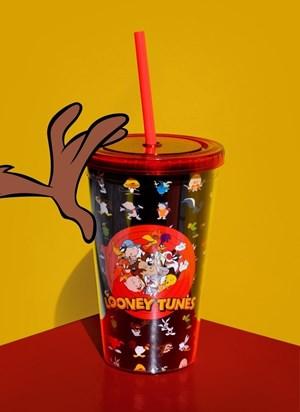 Copo Looney Tunes Personagens