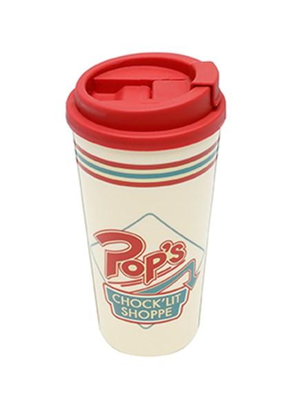 Copo Plástico Riverdale Pops