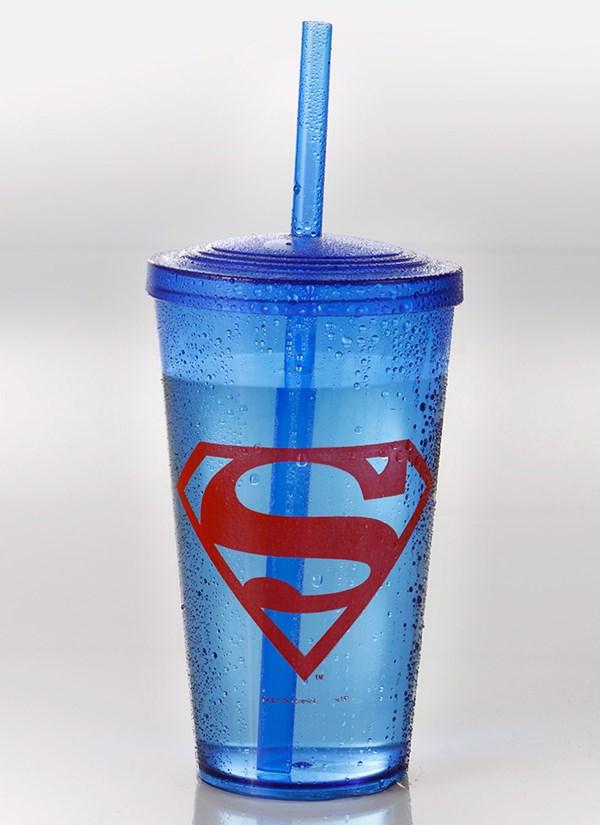 Copo Superman Logo