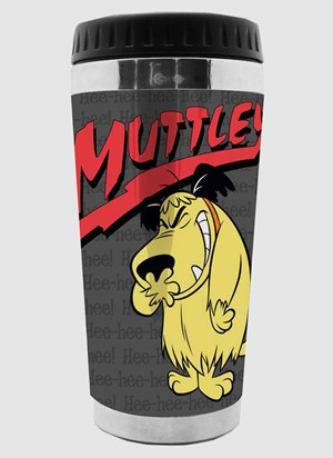 Copo Térmico Corrida Maluca Muttley