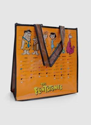 Ecobag Os Flintstones Colors