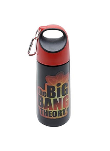 Garrafa de Aço Inox The Big Bang Theory Logo