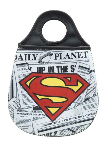Lixeira Para Carro Superman Logo