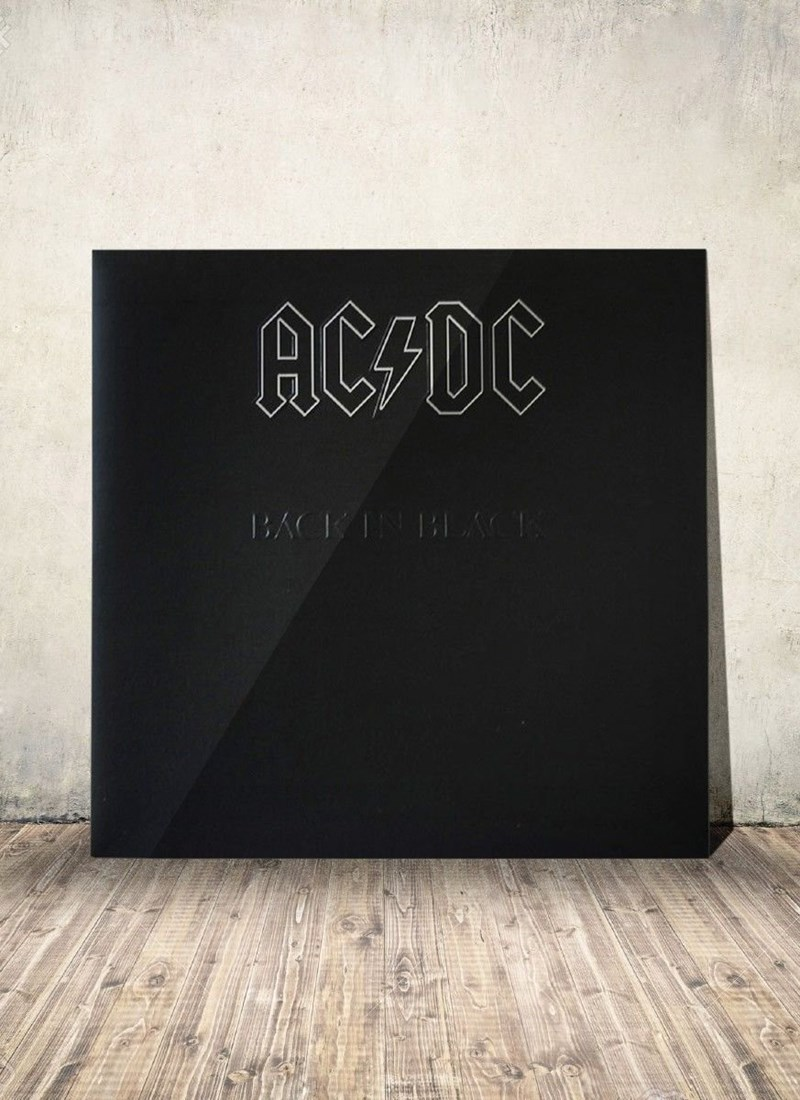 LP AC/DC Bak in Black