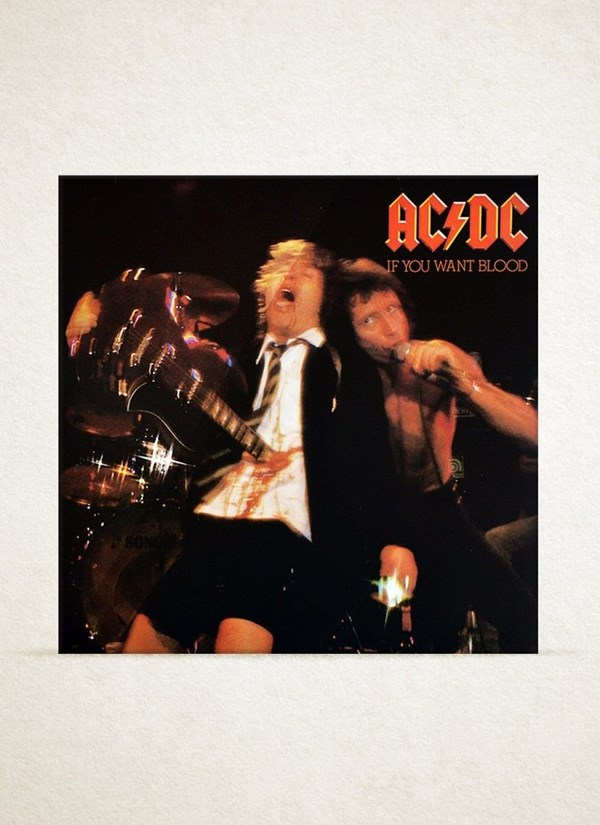 LP AC/DC If You Want Blood You Ve Got It