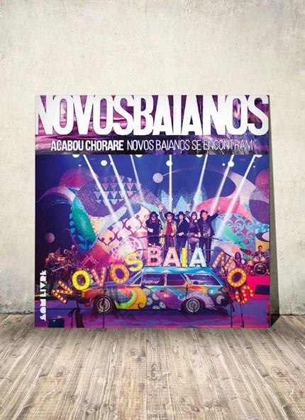 LP Acabou Chorare - Novos Baianos Se Encontram