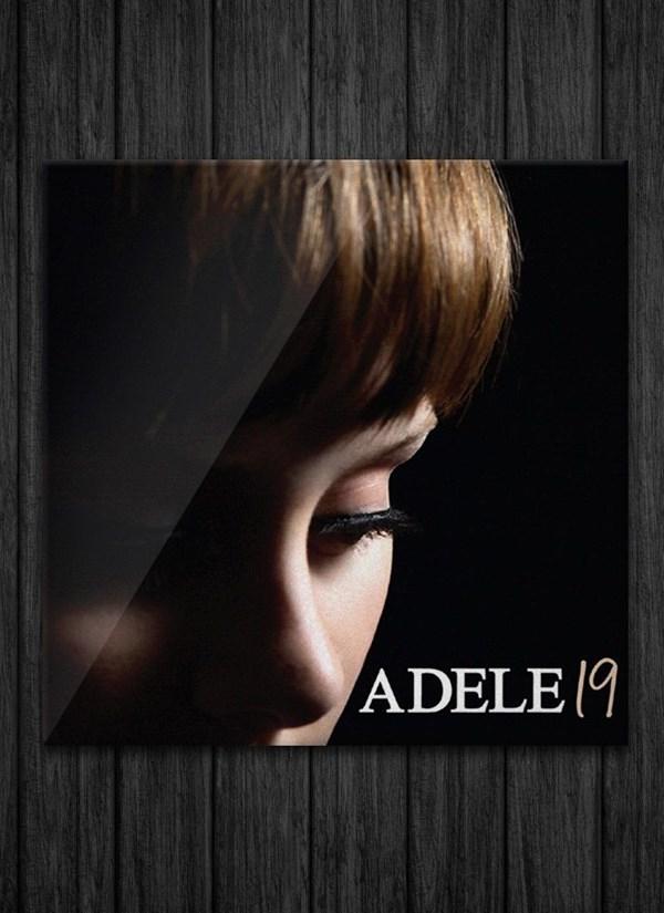 LP Adele - 19