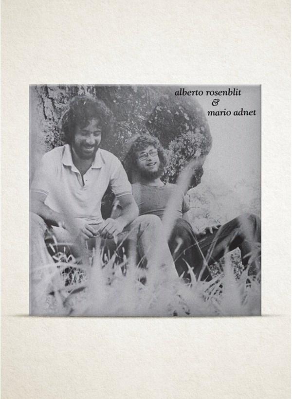 LP Alberto Rosenblit & Mário Adnet