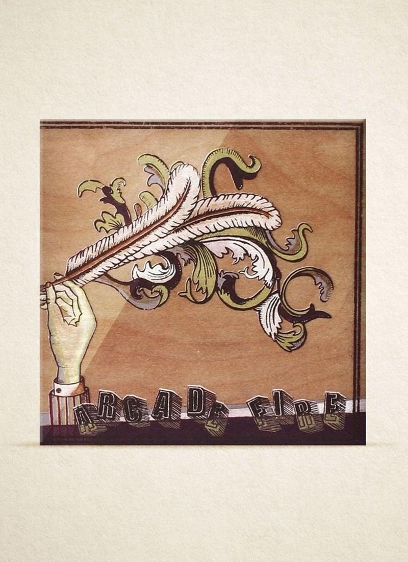 LP Arcade Fire Funeral