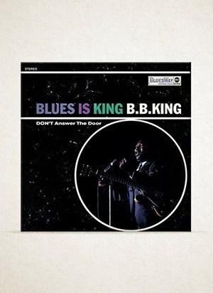 LP B.B. King Blues is King