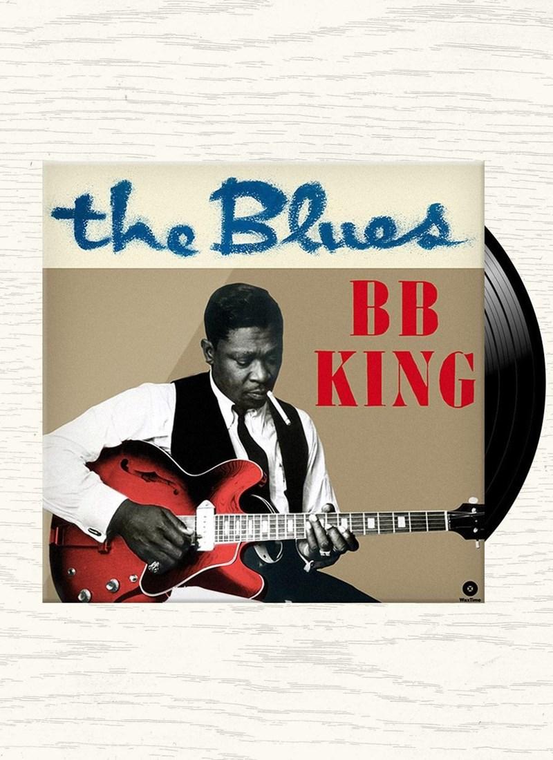 LP B. B. King The Blues