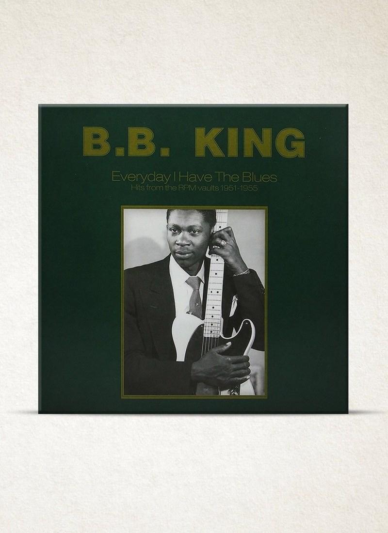 LP B. B. King The Modern Singles 1959-1962