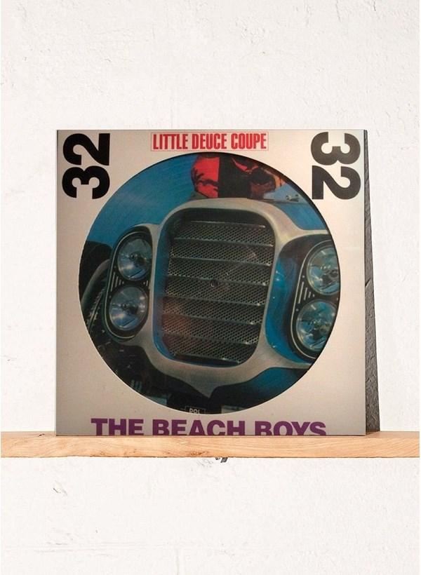 LP Beach Boys Little Deuce Coupe (Stereo & Mono) - Picture