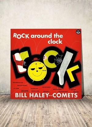 LP Bill Haley & The Comets Rock Around The Clock 2 Bonus Tracks 180G