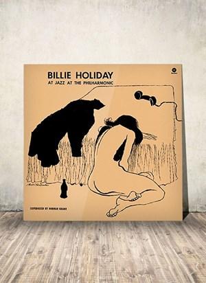 LP Billie Holiday Jazz At The Philharmonik