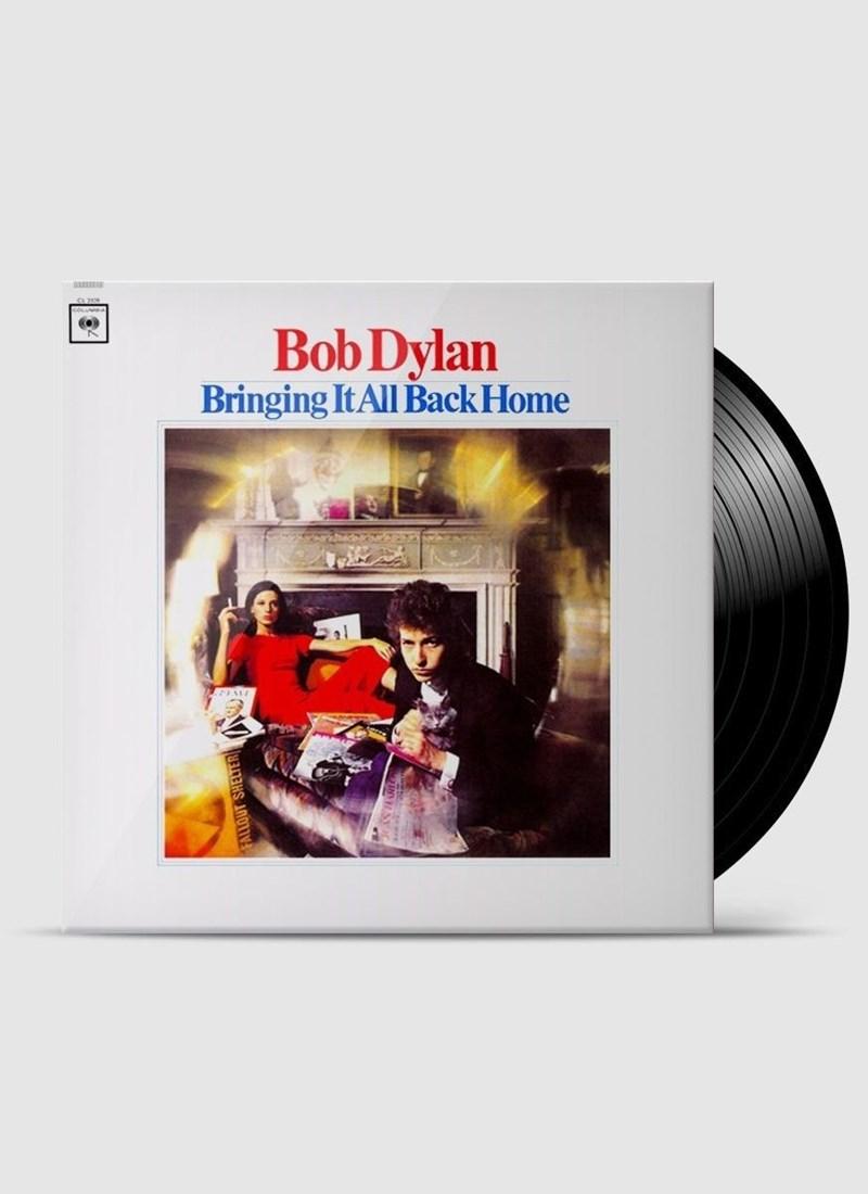 LP Bob Dylan - Bringing It All Back Home