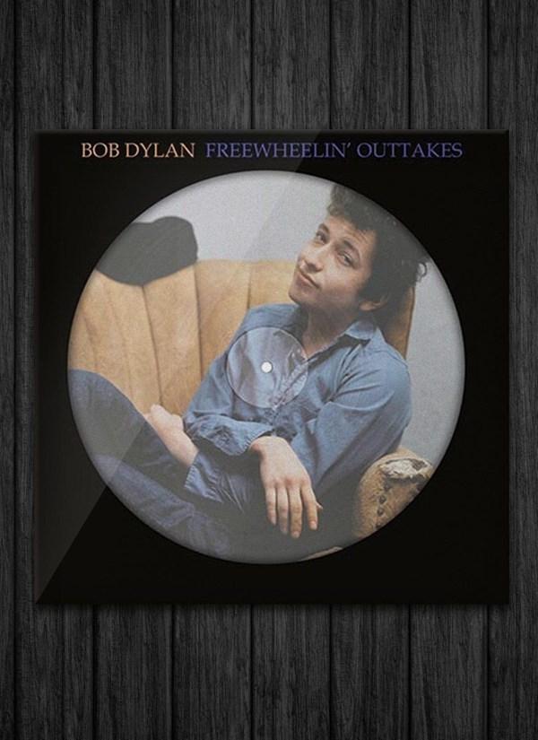 LP Bob Dylan Freewheelin´ Outtakes - Picture