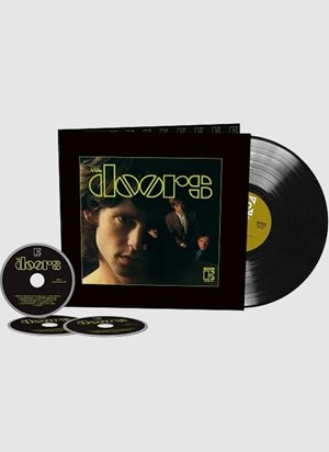 LP + CD Triplo The Doors 50TH Anniversary Deluxe Edition