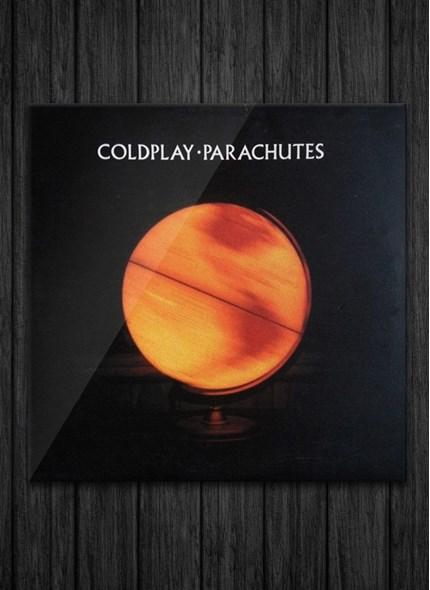 LP Coldplay - Parachutes