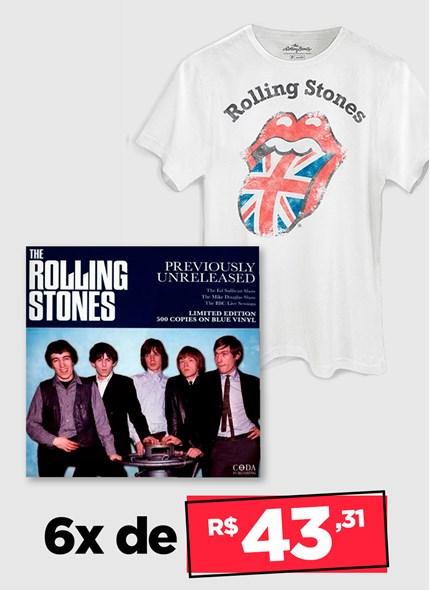 18b613310c LP COLOR The Rolling Stones - Aftermath + Camiseta ...