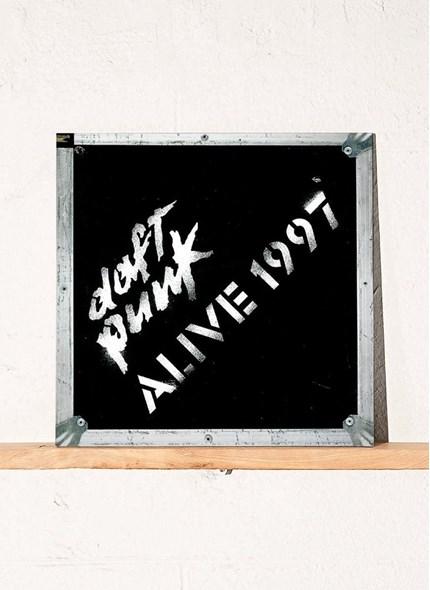 LP Daft Punk - Alive 1997