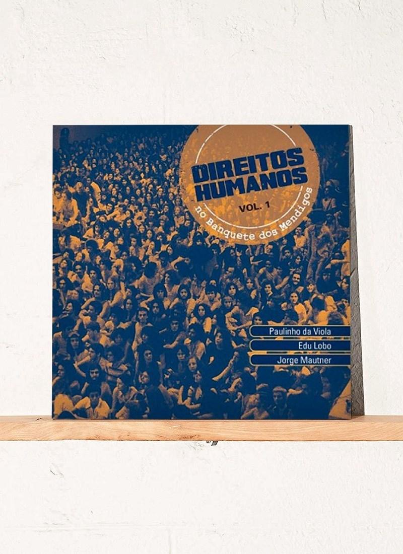 LP Direitos Humanos No Banquete dos Mendigos Vol 1