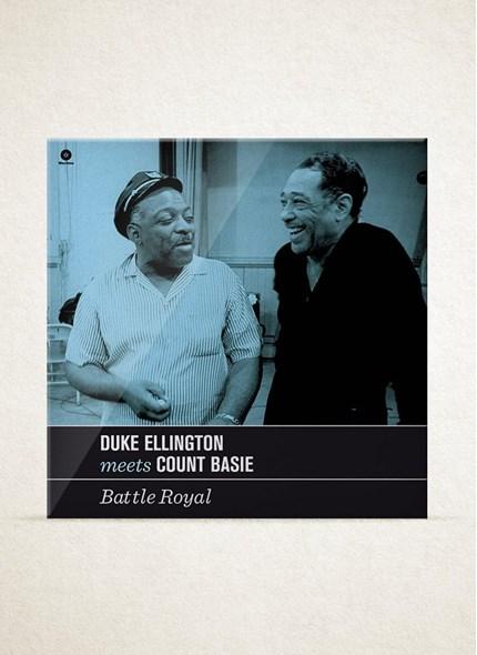 LP Duke Ellington Count Basie Battle Royal