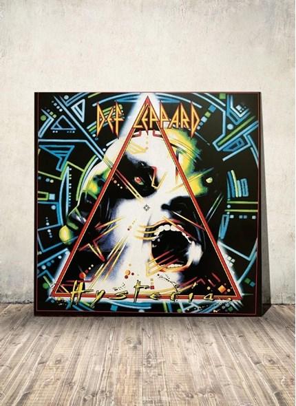 LP Duplo Def Leppard - Hysteria