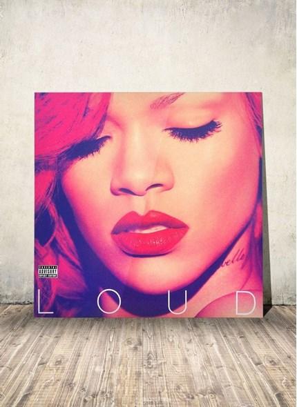 LP Duplo Rihanna - Loud