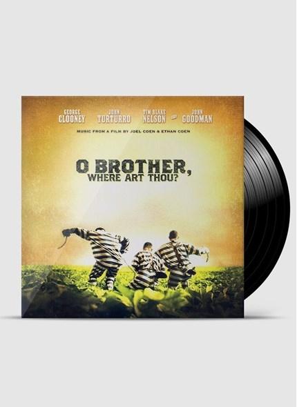 LP Duplo Various - O Brother, Where Art Thou?