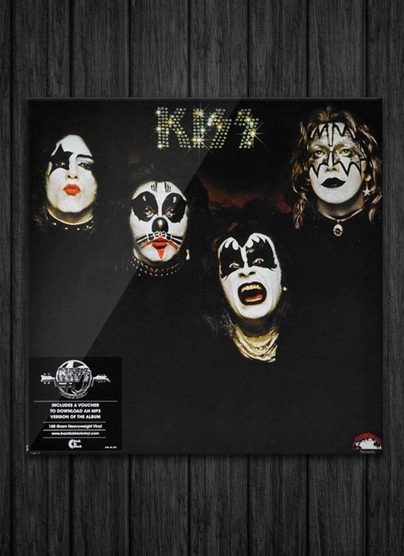LP Kiss - Kiss