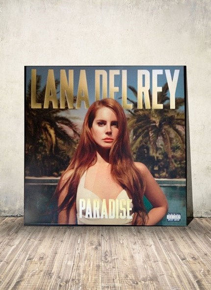 LP Lana Del Rey - Born to Die, The Paradise Edition