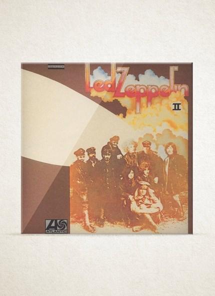 LP Led Zeppelin - Led Zeppelin II