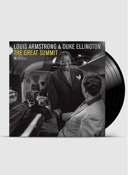 LP Louis Armstrong & Duke Ellington The Great Summit