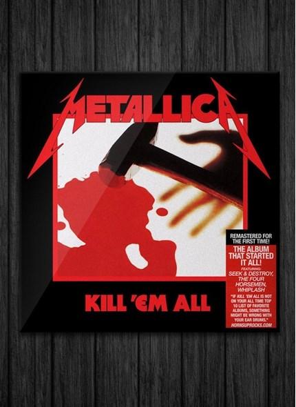 LP Metallica - Kill ´Em All