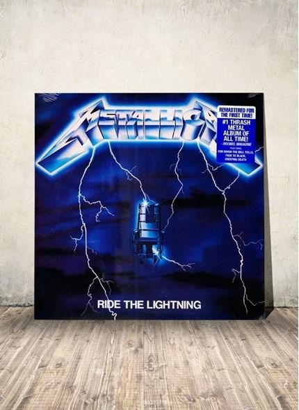 LP Metallica - Ride The Lightning