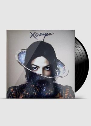 LP Michael Jackson Xscape