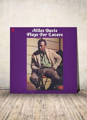 LP Miles Davis Plays For Lovers