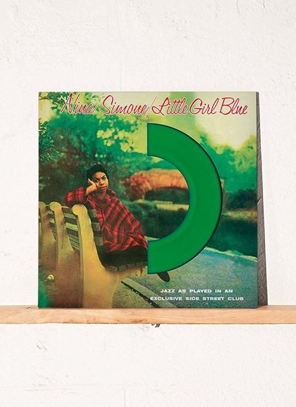 LP Nina Simone Little Girl Blue - Coloured