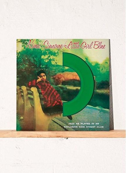 LP Nina Simone Little Girl Blue - Coloured