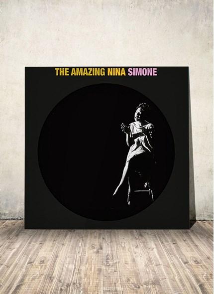LP Nina Simone The Amazing Nina Simone - Picture