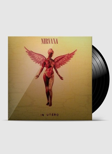 LP Nirvana - In Utero